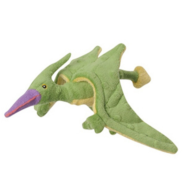 GoDog Dinosaurs Chew Guards - Green Pterodactyl