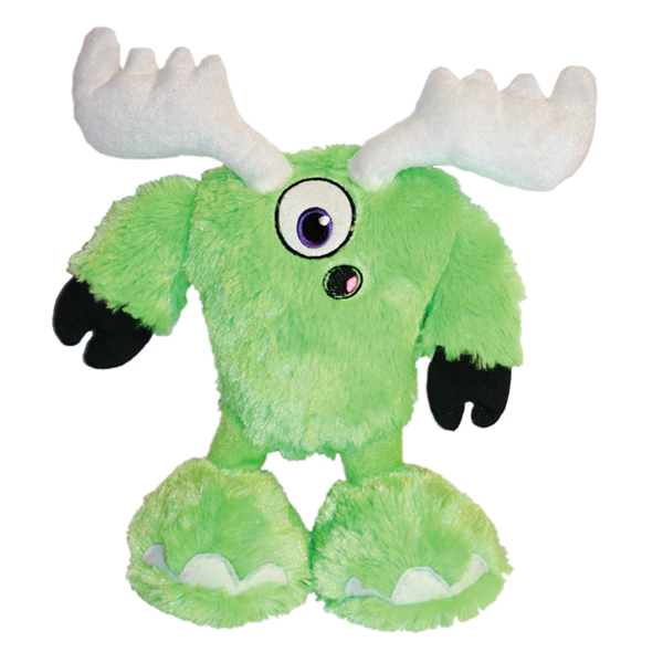 GoDog Yeti with Chew Guard Dog Toy - Mooster