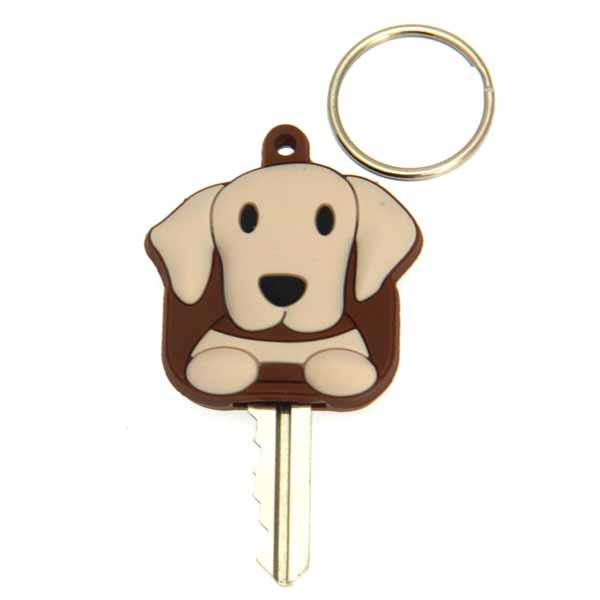 Golden Labrador Key Cover