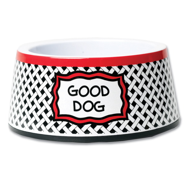 Goldie's Good Dog Bowl