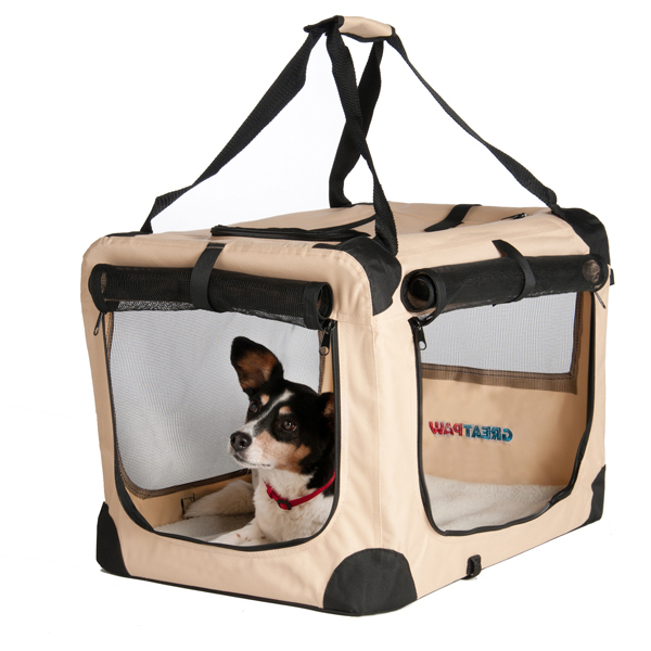 Great Paw Villa Dog Crate