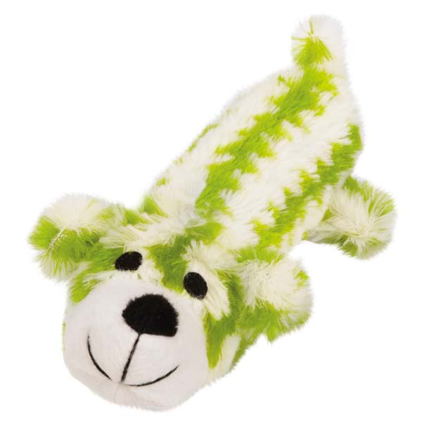 Grriggles Bolt Buddy Dog Toy - Green