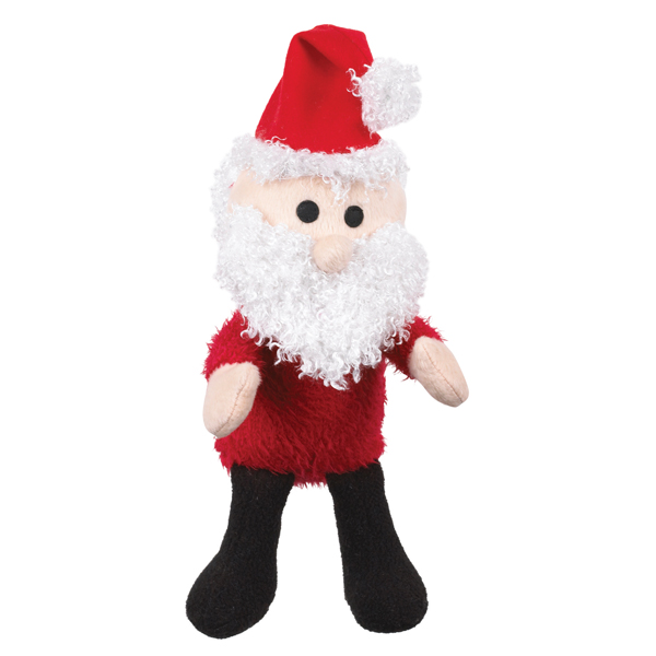 Grriggles Canine Caroler Santa Dog Toy