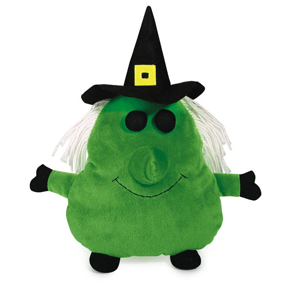 Grriggles Ghoulie Grunters for Large Dogs - Witch