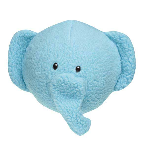 Grriggles Noggins Dog Toy - Elephant