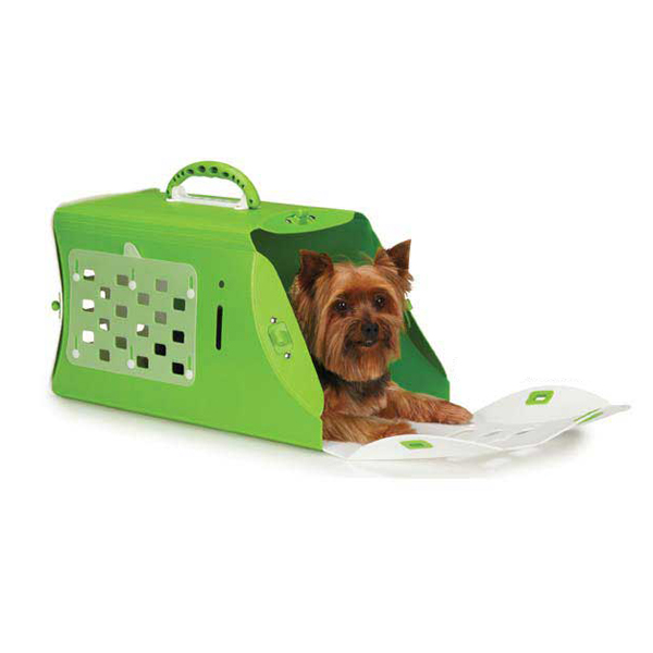 Guardian Gear Fresh Color-Me Pet Crate - Paradise Green
