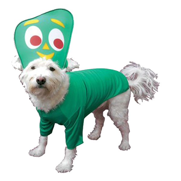 Gumby Dog Costume by Rasta Imposta