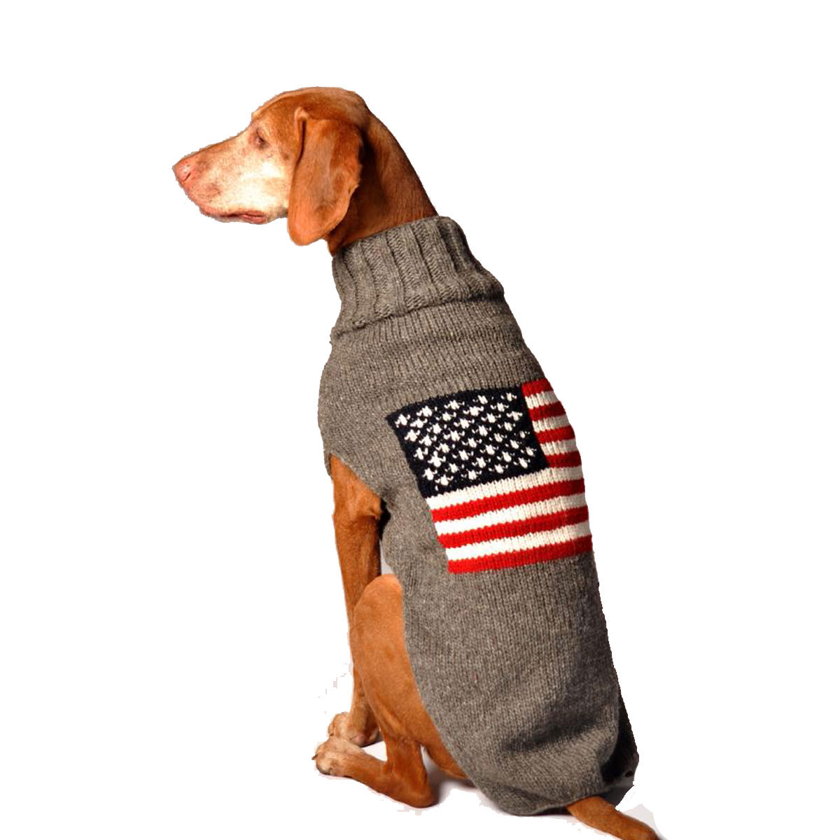 how to make a sweater for a large dog