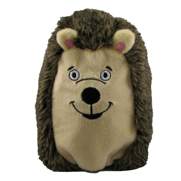 Hard Boiled Softies Dog Toy - Huey the Hedgehog