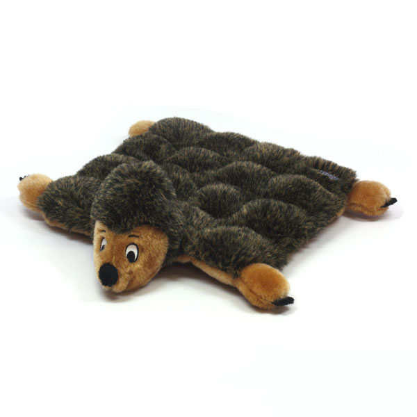 Harpo Hedgehog Squeaker Mat Dog Toy