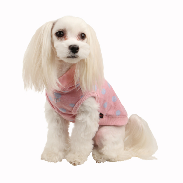 Haven Dog Hoodie by Puppia - Pink