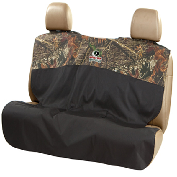 Heavy Duty Poncho Seat Cover - Mossy Oak