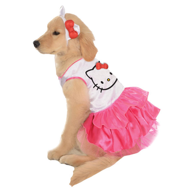 Hello Kitty Costume Dog Dress