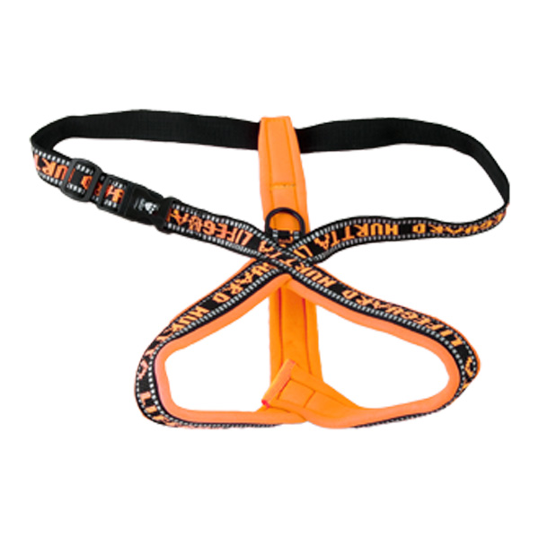 Hurtta Padded Dog Y-Harness - Orange