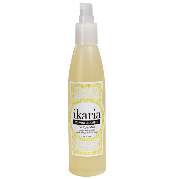 ikaria Jasmine / Amber Dog and Cat Coat Mist