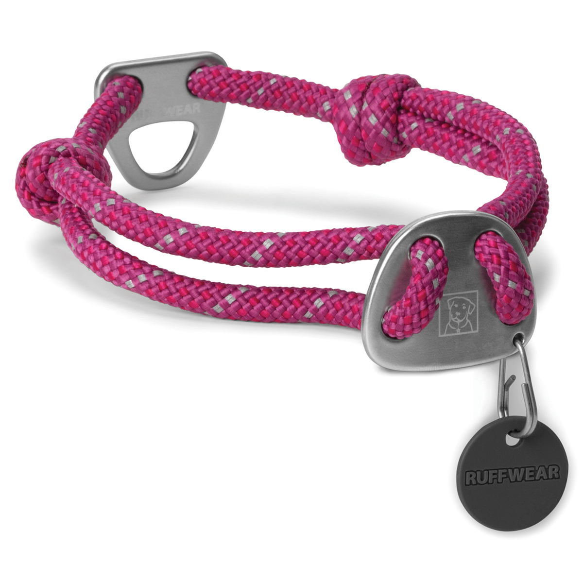 Knot-A-Collar for Dogs by RuffWear - Purple Dusk