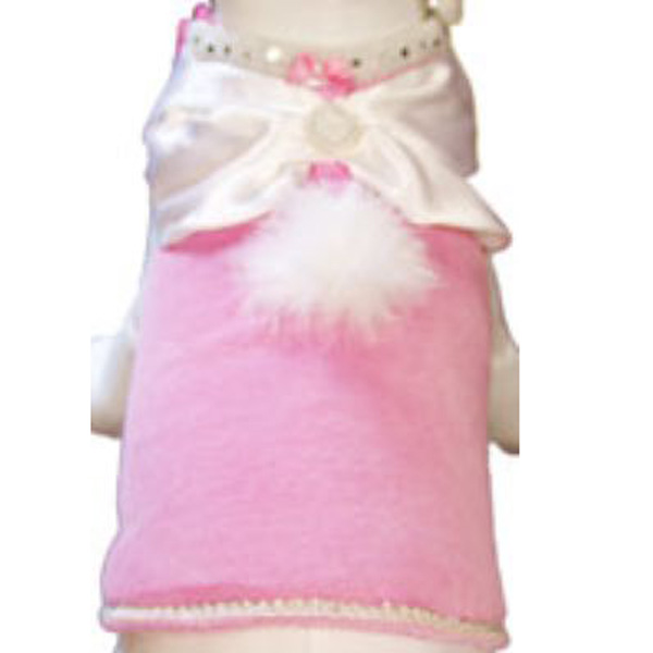 Little Pink Princess Dog Jacket