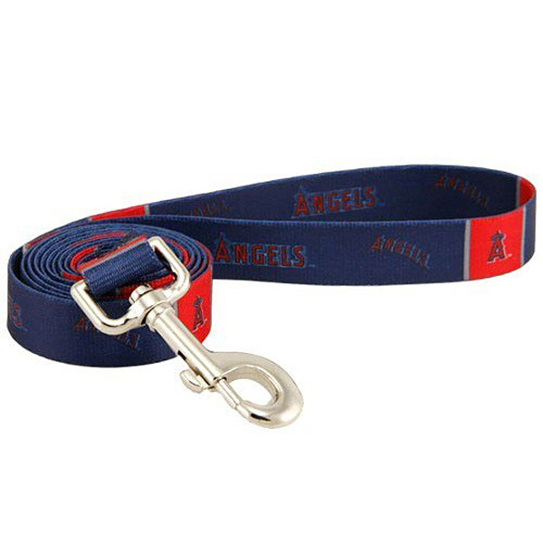 Los Angeles Angels Baseball Printed Dog Leash