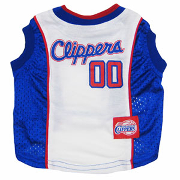 Los Angeles Clippers Dog Jersey