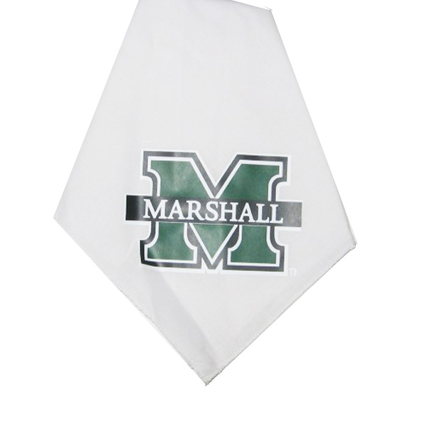 Marshall Thundering Herd Dog Bandana