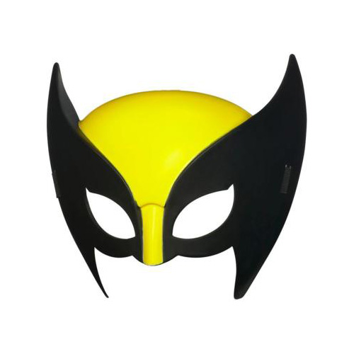 marvel costumes marvel universe wolverine hero mask at toystop rh toystop com Deadpool Logo X-Men Wolverine Logo