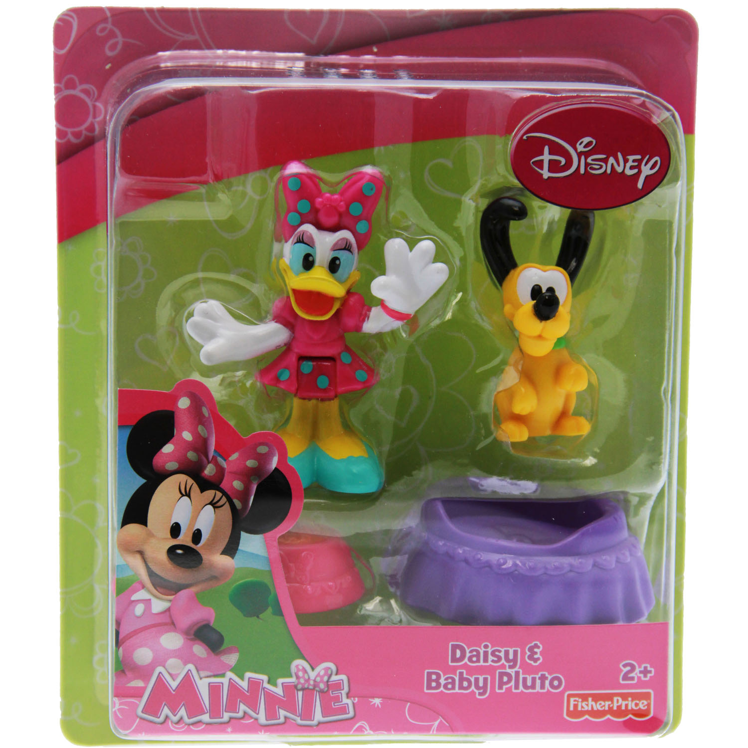 Mickey Mouse Clubhouse Toys - Daisy and Pluto at ToyStop