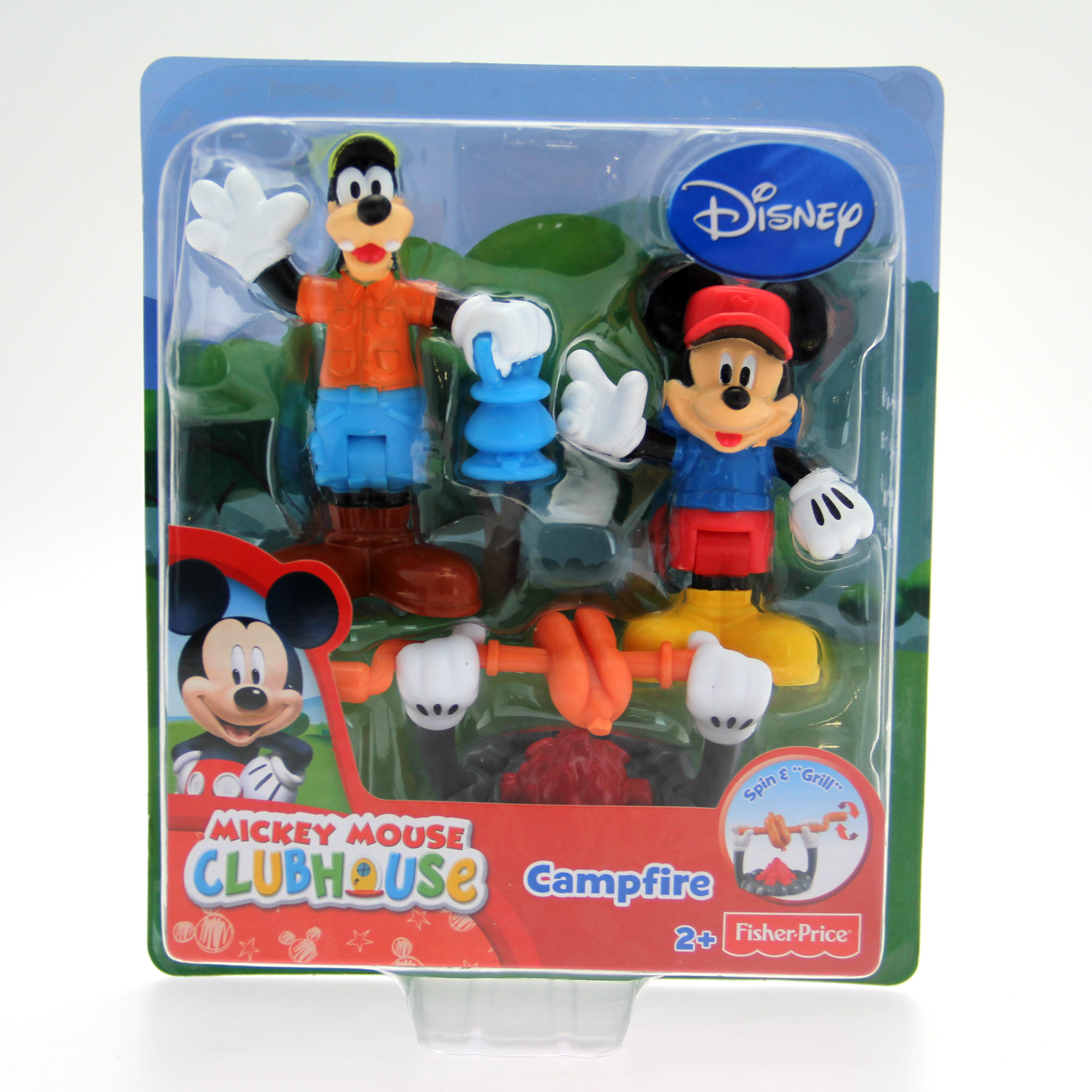 mickey mouse clubhouse bedroom set.  Mickey Mouse Clubhouse Toys and Goofy Campfire Set at ToyStop