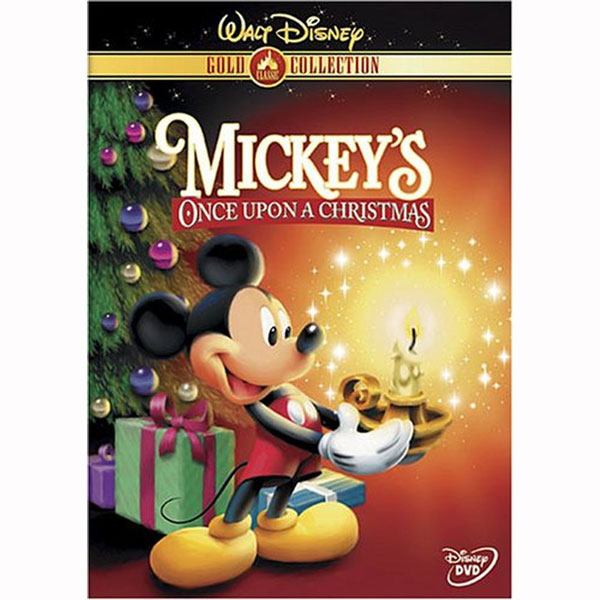 mickey mouse movies once upon a christmas at toystop - Mickeys Once Upon A Christmas Vhs