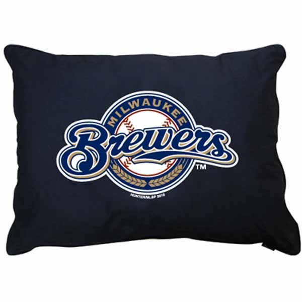 Milwaukee Brewers Dog Bed