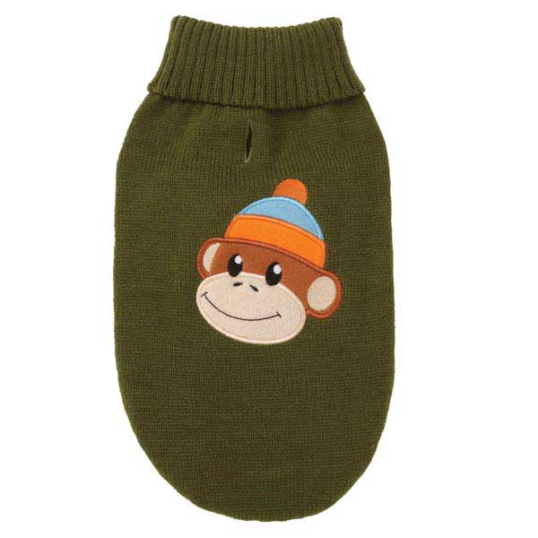 Monkey Business Dog Sweater - Ty