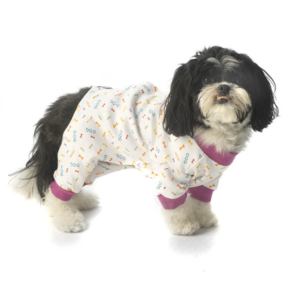 My Favorite Jammies Dog Pajamas - Violet