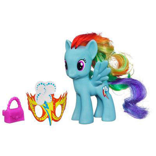 My Little Pony Toys Rainbow Dash Figure At Toystop