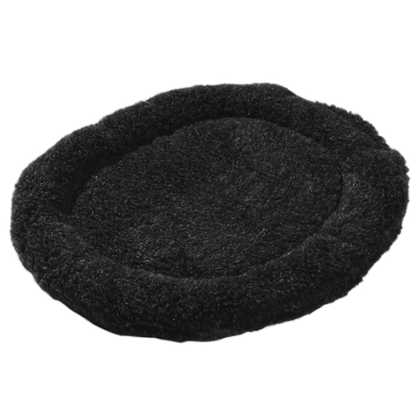 Nature Nap Oval Pet Bed - Charcoal