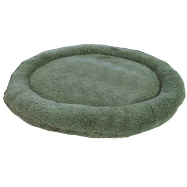 Nature Nap Oval Pet Bed - Sage Green