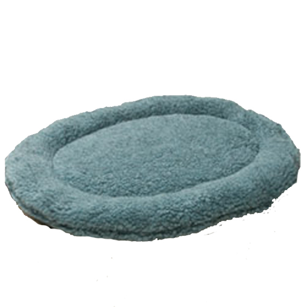 Nature Nap Oval Pet Bed - Sky Blue