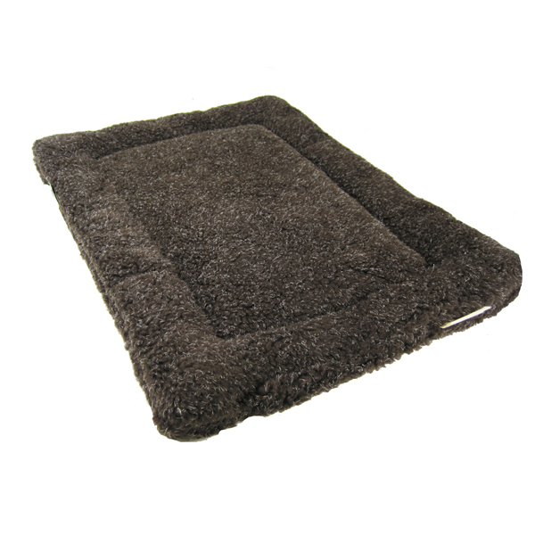 Nature Nap Pet Bed - Chocolate