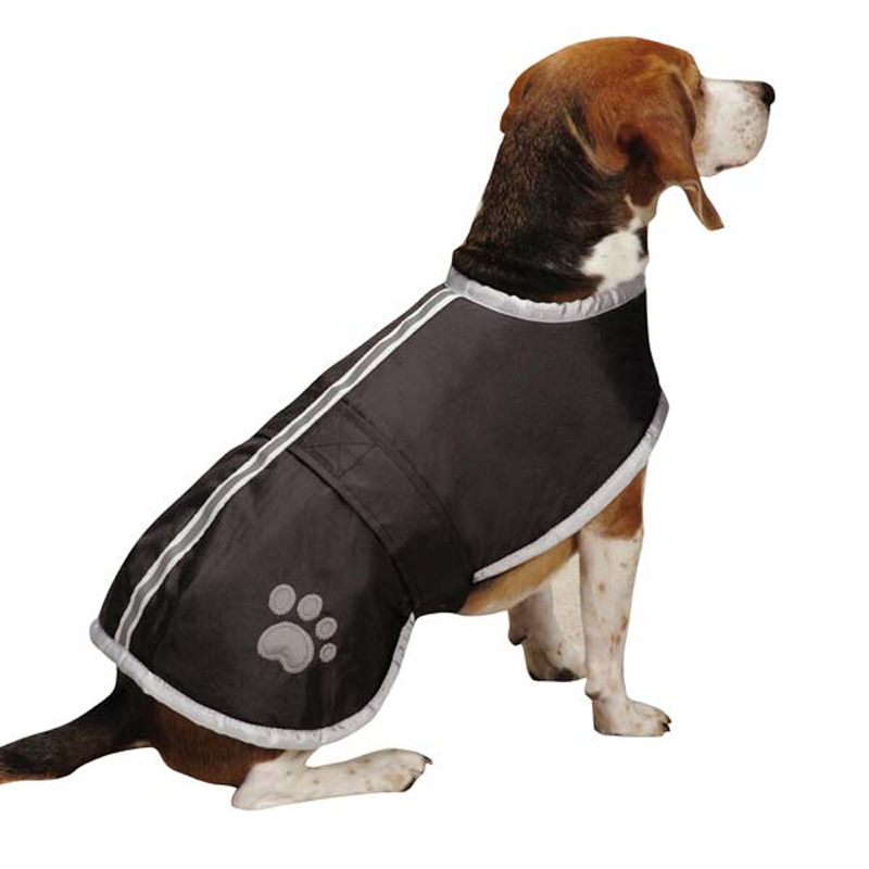 Nor'Easter Dog Jacket - Black