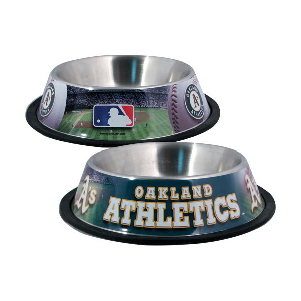 Oakland Athletics Dog Bowl