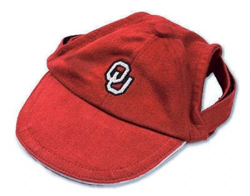 Oklahoma Sooners Dog Hat