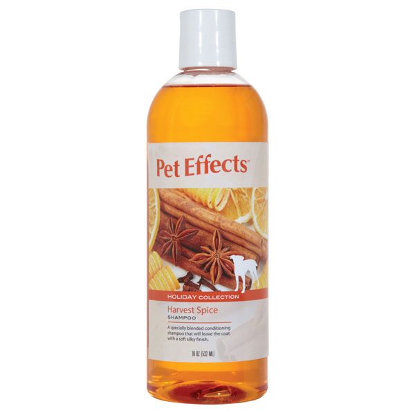 Pet Effects Harvest Spice Dog Shampoo