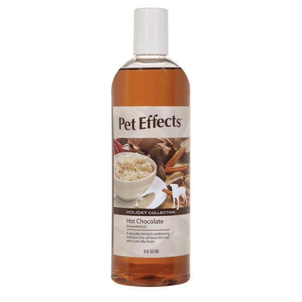Pet Effects Hot Chocolate Dog Shampoo