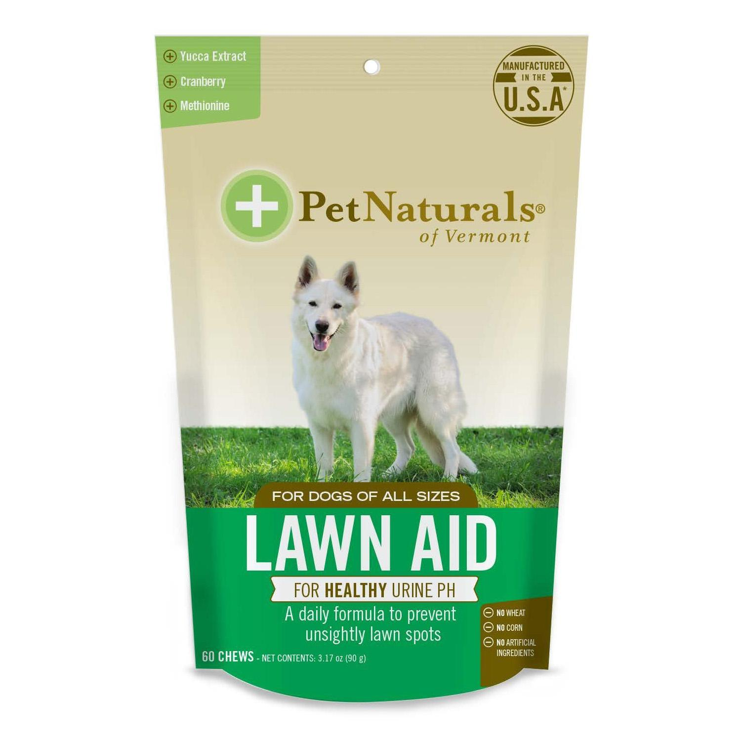 Pet Naturals Lawn Aid Dog Supplements