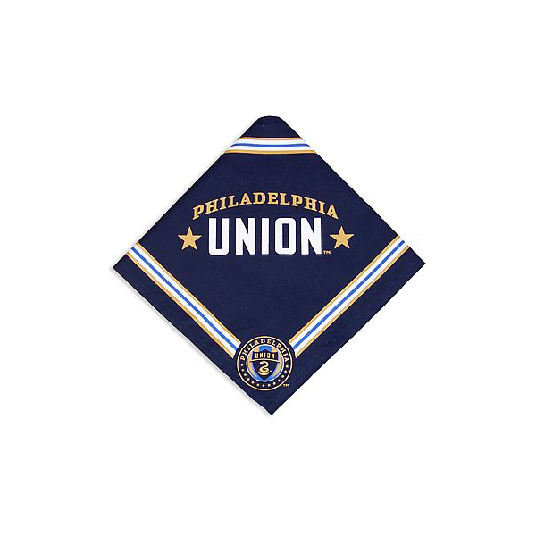 Philadelphia Union Dog Bandana