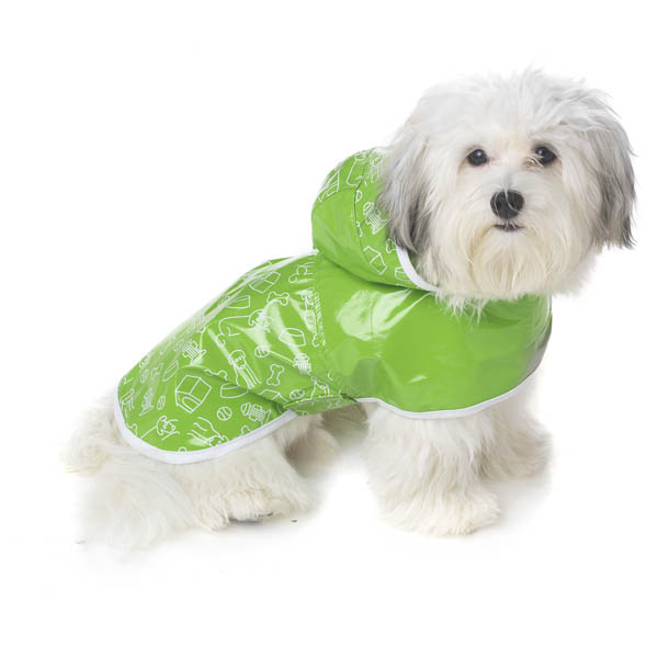 Playtime Rain Slicker - Lime