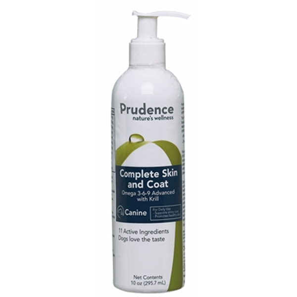 Prudence Nature's Wellness - Complete Skin and Coat - Canine