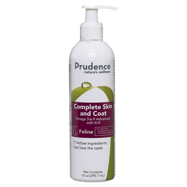 Prudence Nature's Wellness - Complete Skin and Coat - Feline