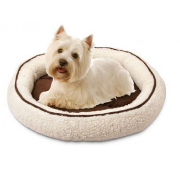 Pugz Air Puff Dog Bed