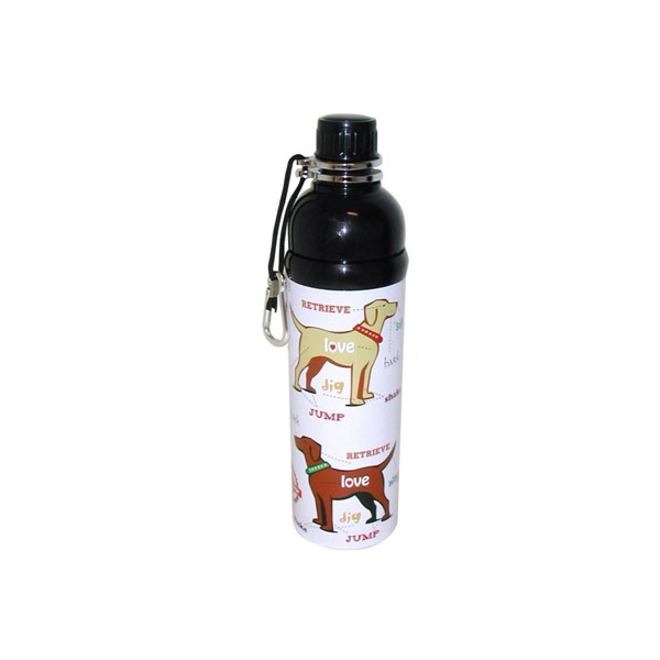 Puppy Love Pet Water Bottle