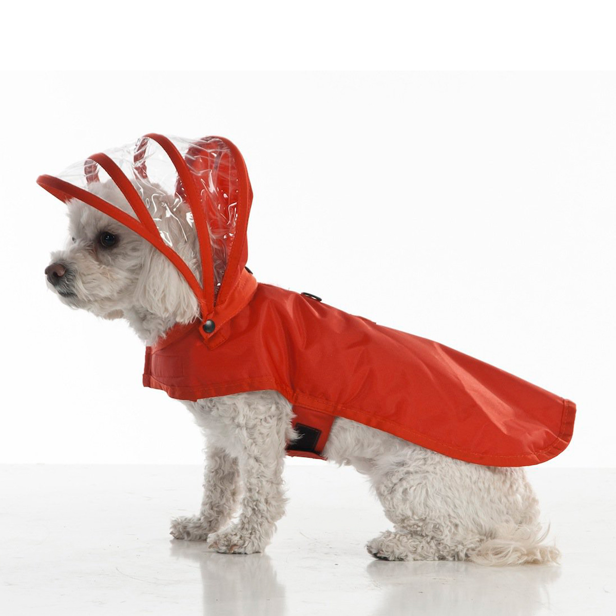 Dog Supplies Raincoats 2017 New Fashion Designed Hooded Large Size Dog Raincoat Puppy Pet