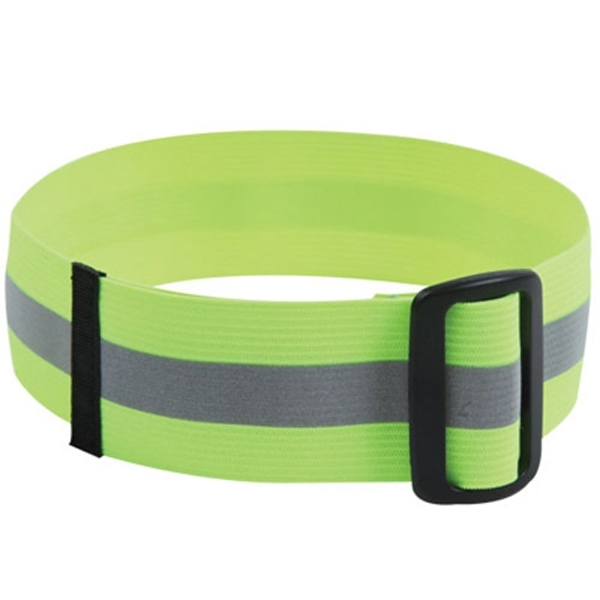 Reflective Dog Neck Cuff - Safety Yellow